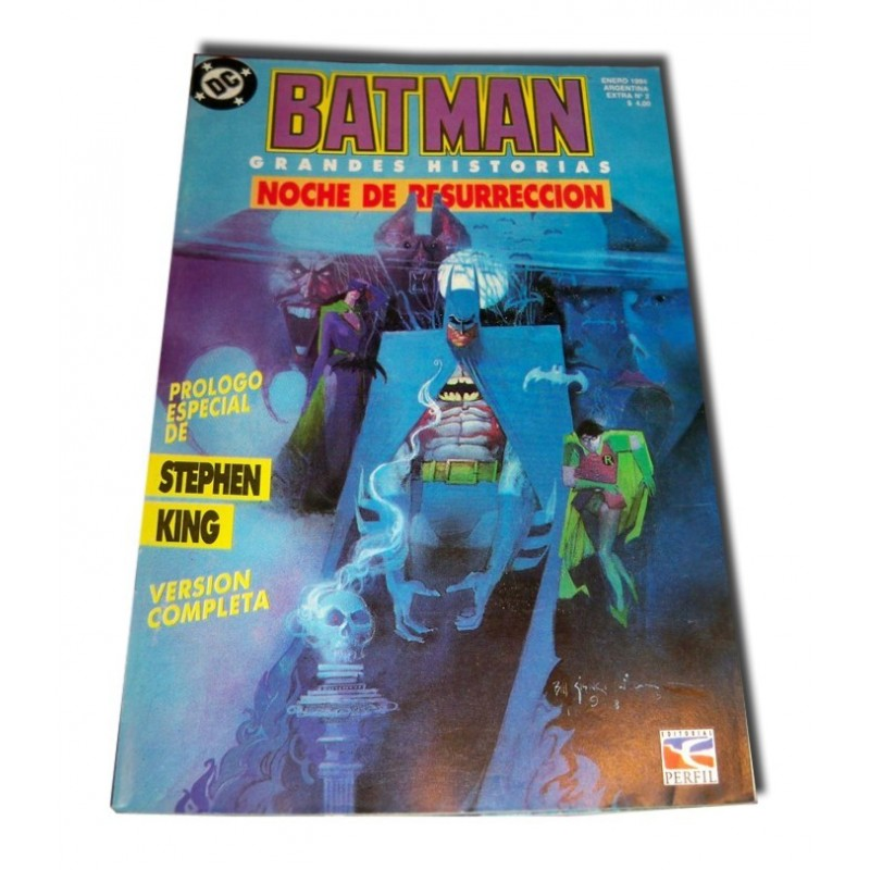 Batman - Noche de resurrección