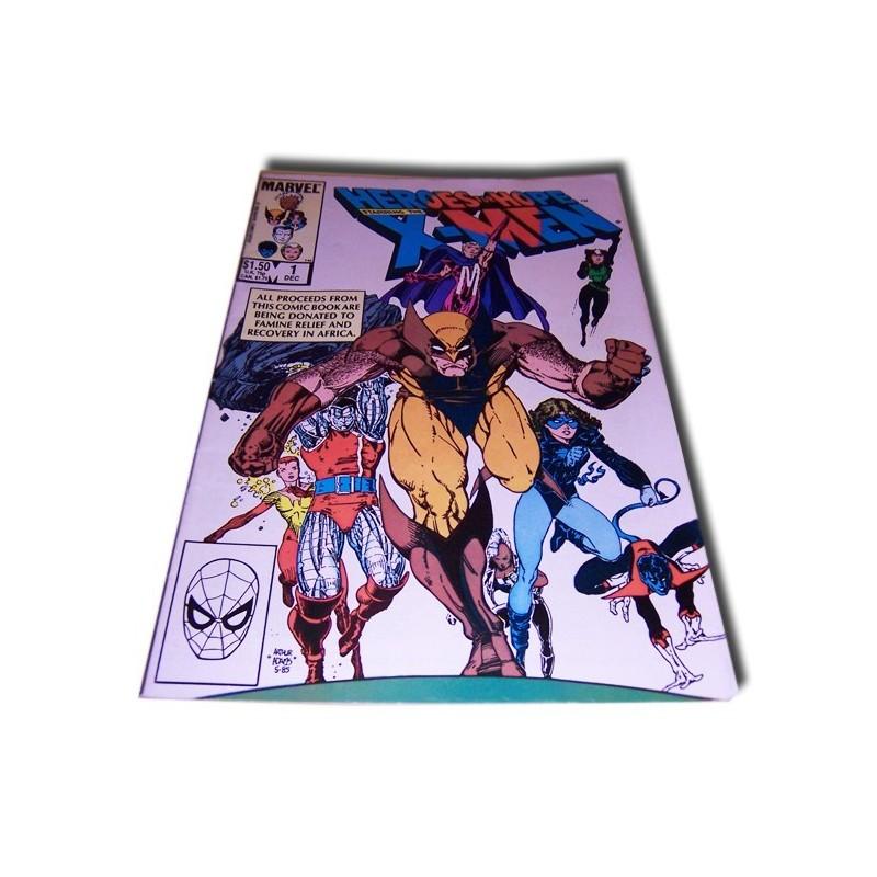 Heroes for hope - Starring X-Men