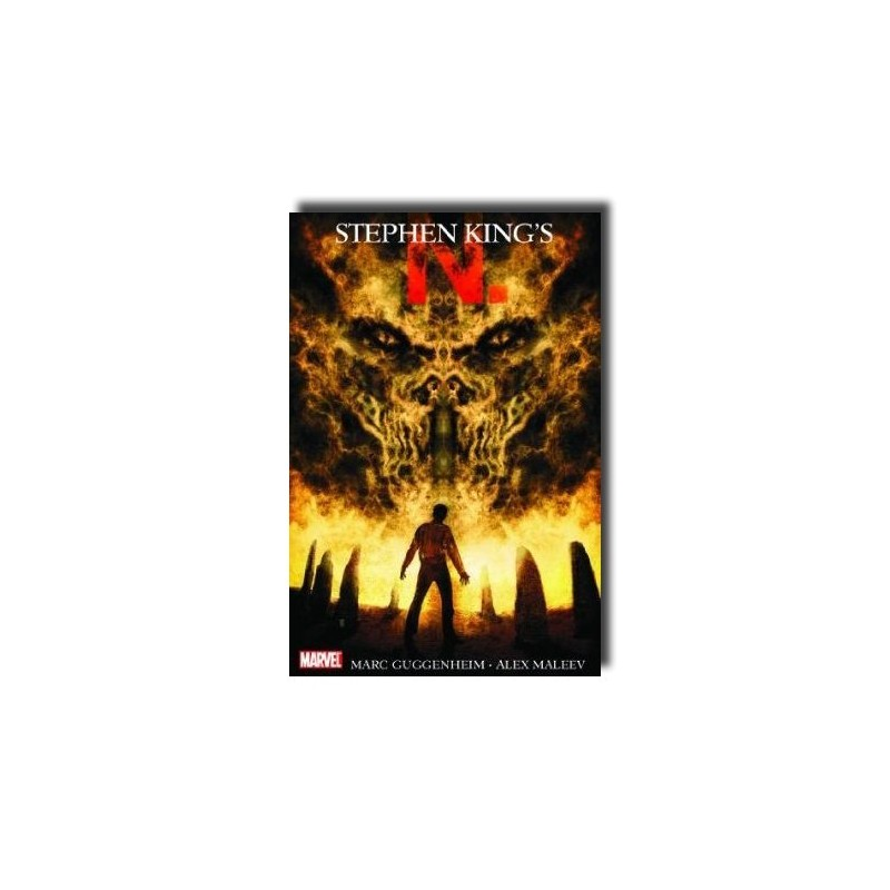 """Stephen King's """"N"""" - T. completo (Inglés)"""