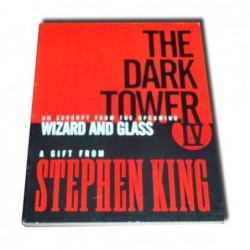 The Dark Tower 4 - Libro promocional oficial