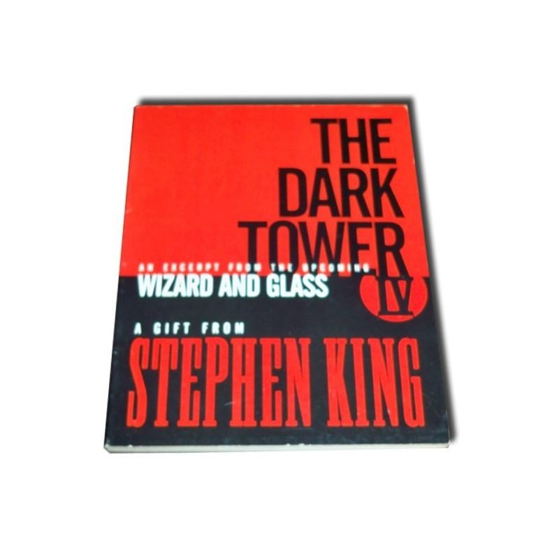 The Dark Tower 4 - Libro promocional oficial