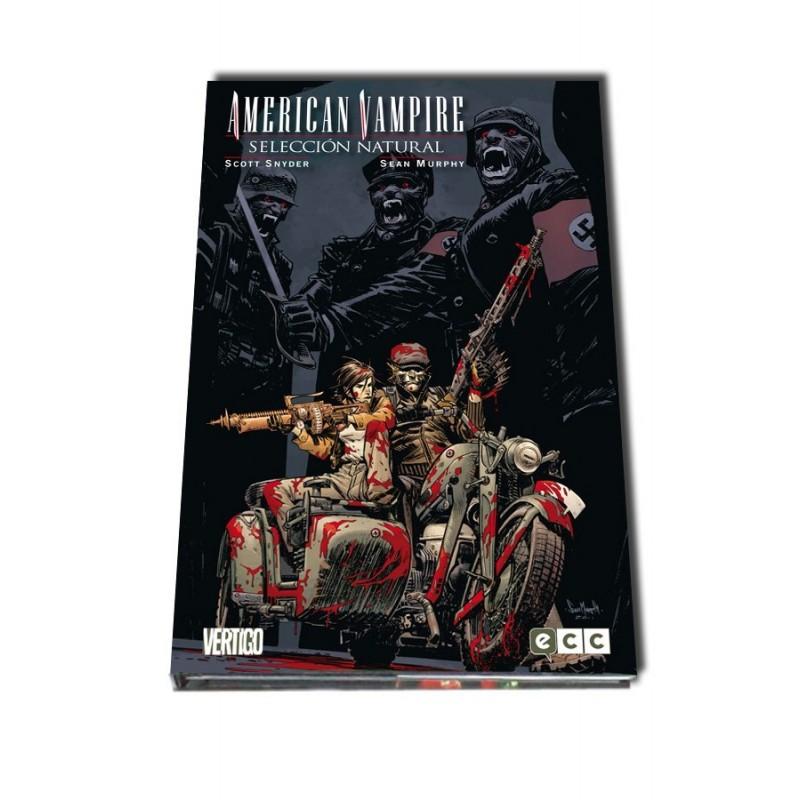 American Vampire 4 - T. completo (Castellano)