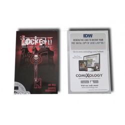 Locke and Key Postal promocion
