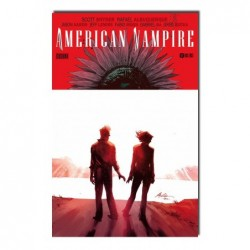 American Vampire 6 (castellano)