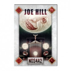NOS4A2 - Joe Hill - Edición limitada