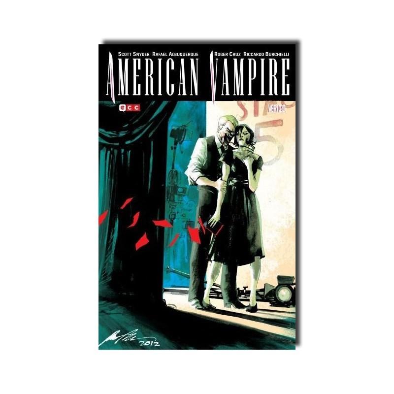 American Vampire 5 - T. completo (Cast.)