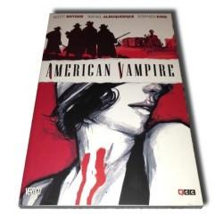 American Vampire - T. completo (Castellano)
