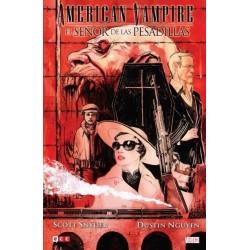 American Vampire - El señor de las pesadillas