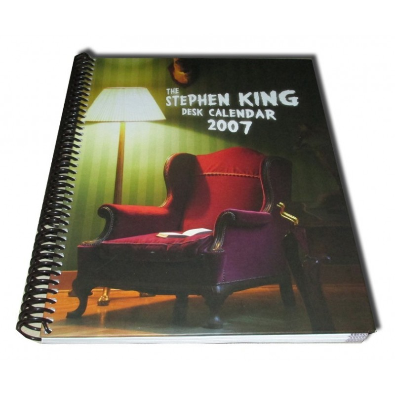 Agenda Stephen King - 2007