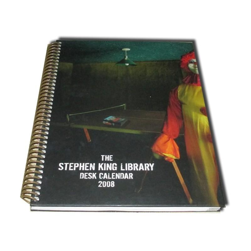Agenda Stephen King - 2008