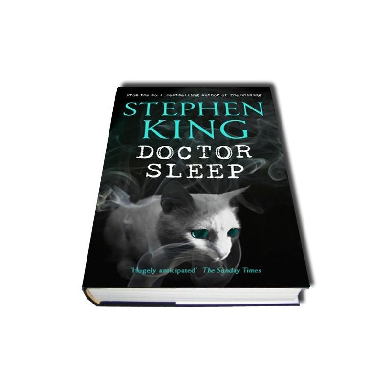 Doctor Sleep - Primera edición Inglaterra