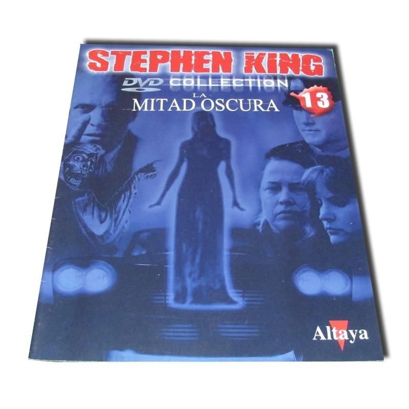 Guía DVD - La mitad oscura