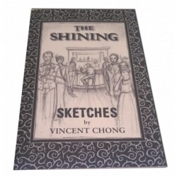 The Shining - Sketches by V. Chong