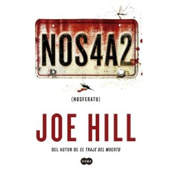 NOS4A2 - Joe Hill (castellano)