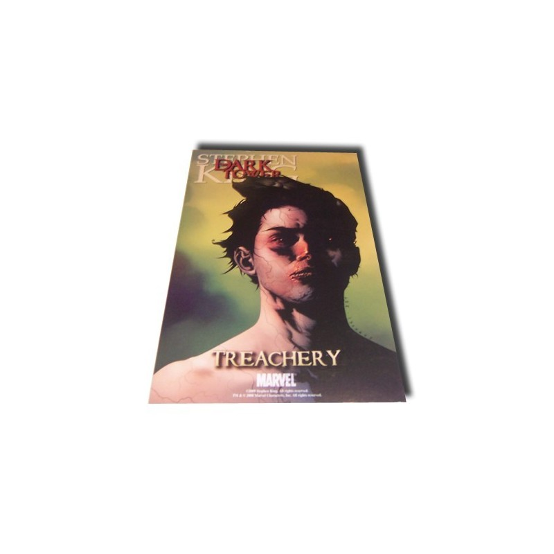 Treachery - Postal promocional