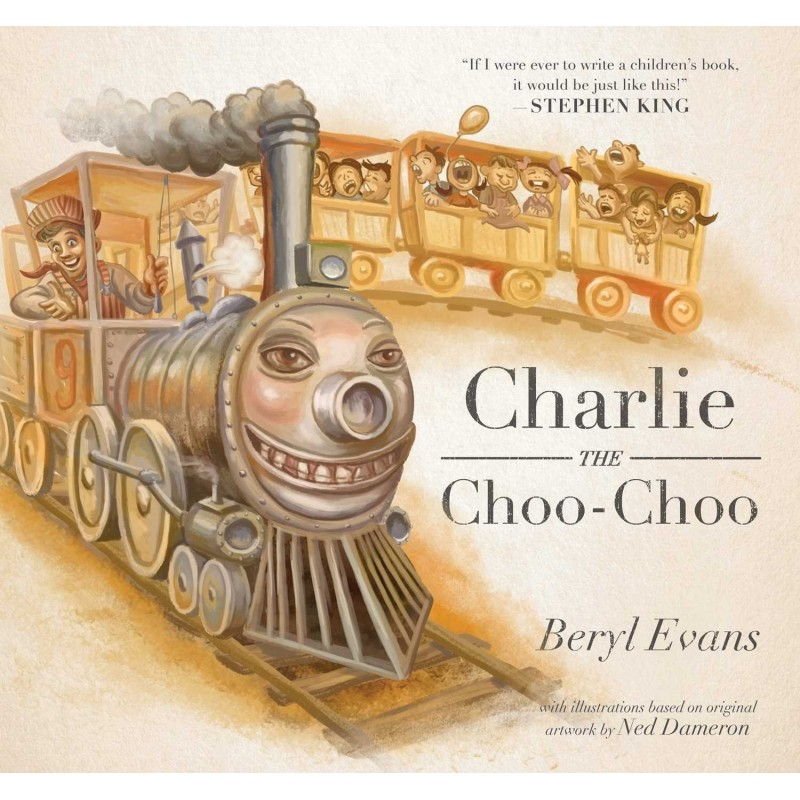 Charlie The Choo Choo (inglés)
