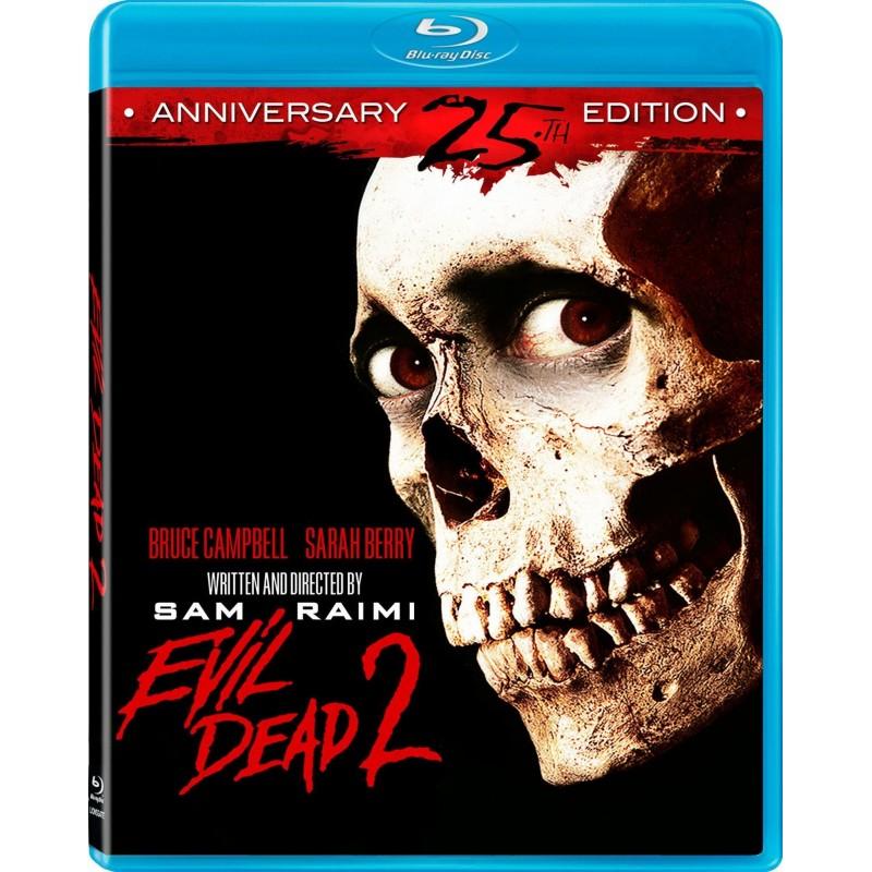Evil dead 2 - Blu ray 25vo aniversario