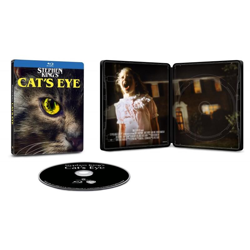 Cat's Eyes Bluray steelbook