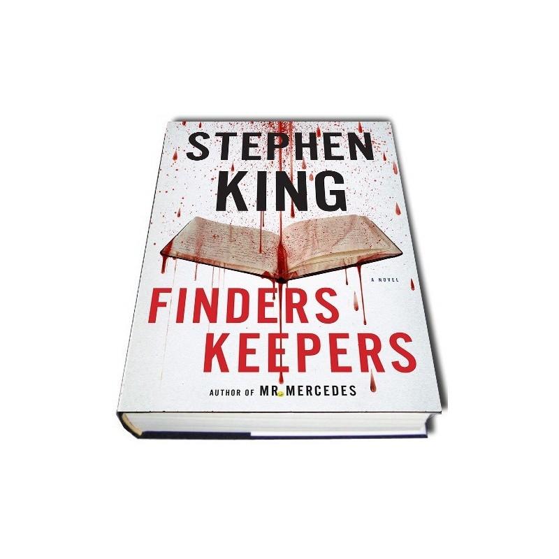 Finders Keepers - Primera edición EEUU