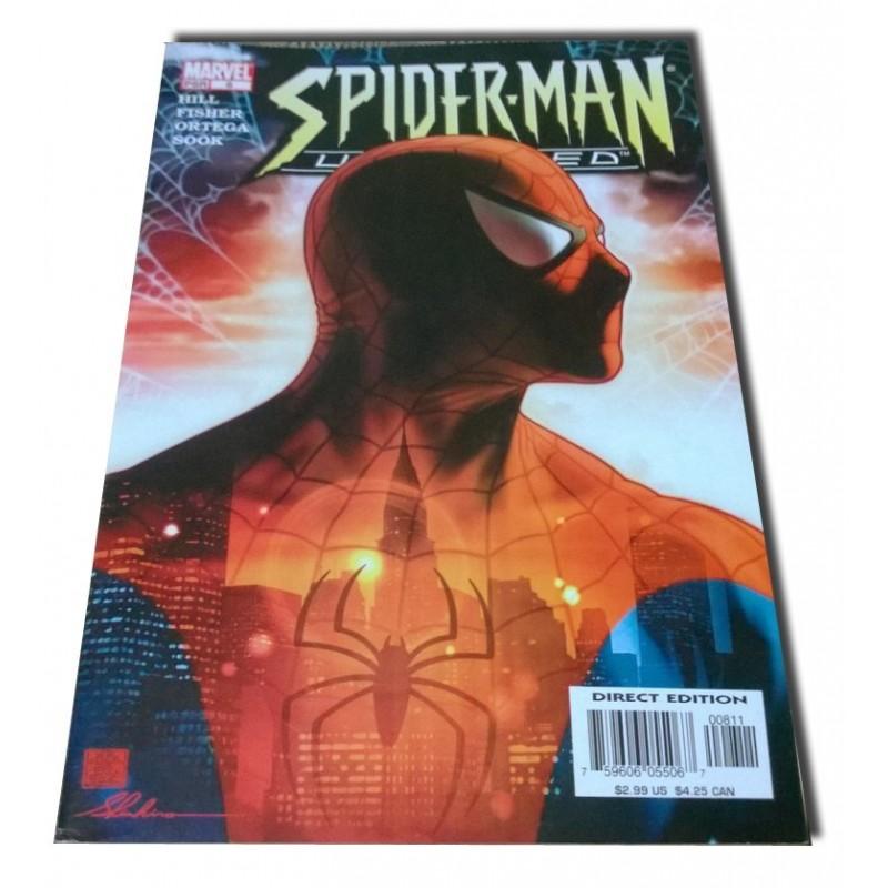 Spiderman Unlimited - Joe Hill