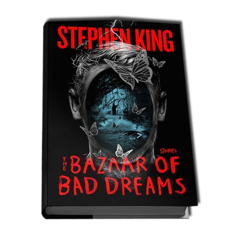 The Bazaar of Bad Dreams - Primera edición EEUU
