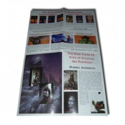The Dark Tower - Flyers promocionales