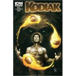 Kodiak - Nro único - Joe Hill. Inglés