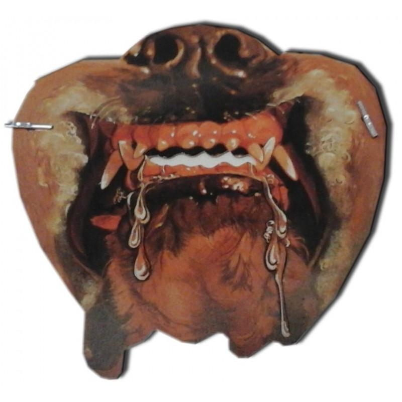 Cujo - Máscara promocional