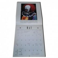 Stephen King Year of Fear 1993 - Calendario oficial