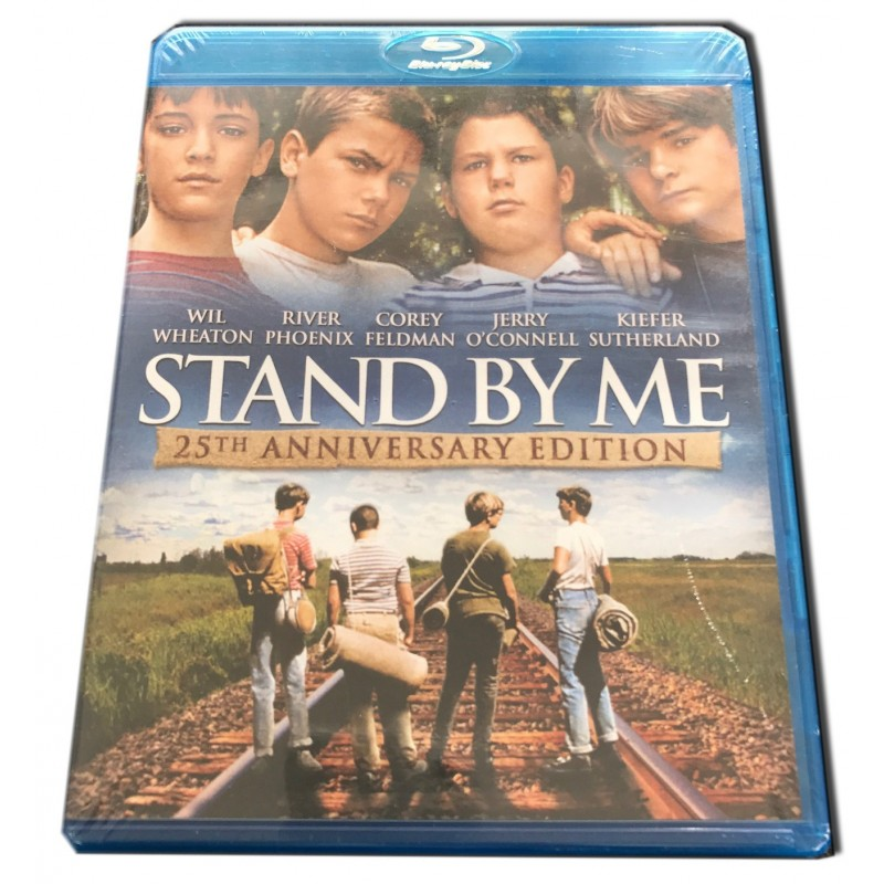Stand by Me - Blu ray 25vo aniversario