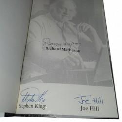 He is Legend - Firmado por S.King