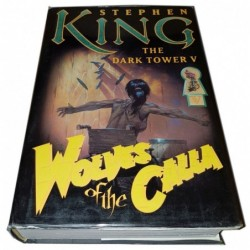 Stephen King - The Dark Tower V - Wolves of the Calla