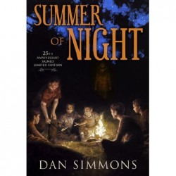 Summer of Night - Dan Simmons - Limitada