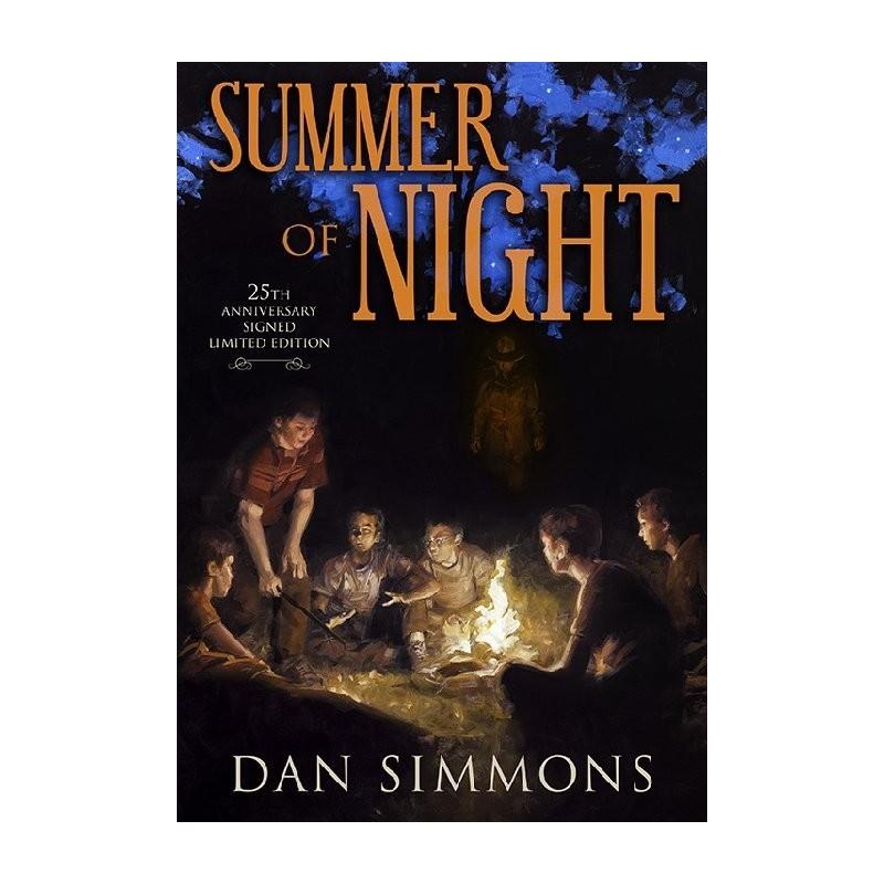 Summer of Night - Dan Simmons - Limitada