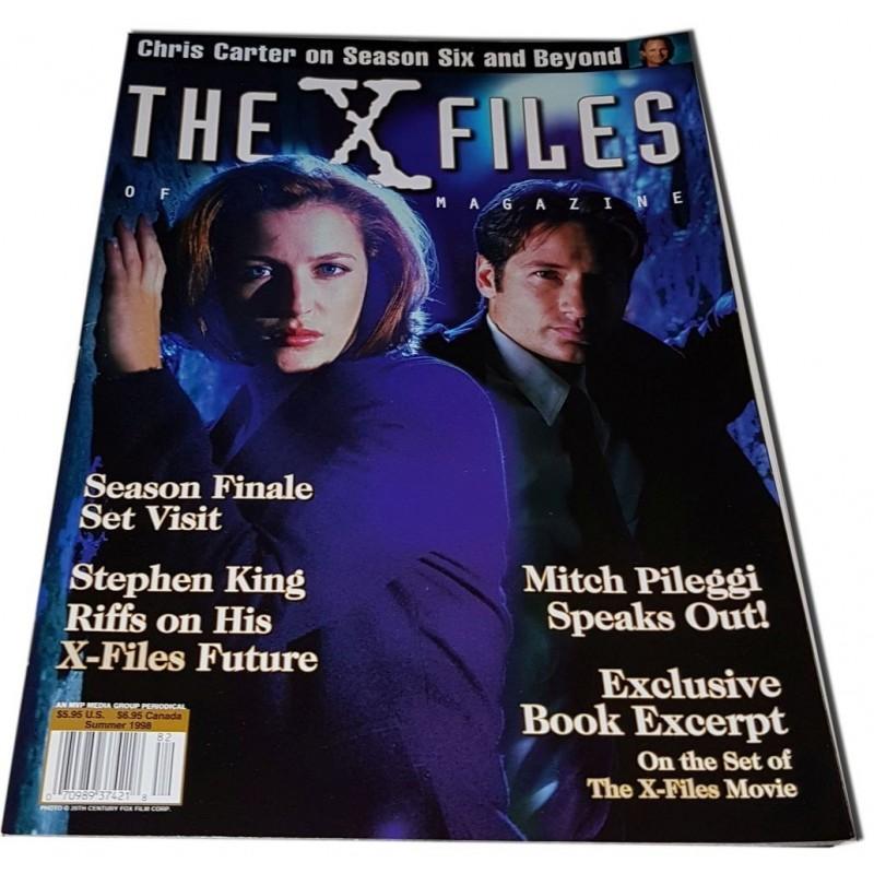 The X-Files - Entrevista a Stephen King