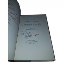 The Ideal Genuine Man - Firmado por Stephen King