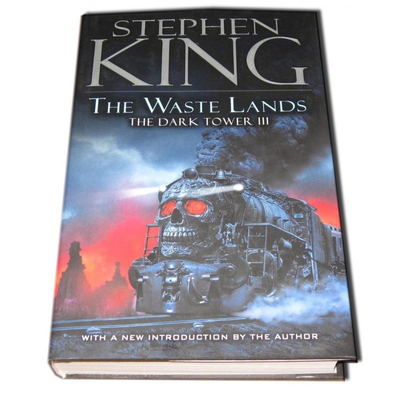 The Dark Tower 3 - The Waste lands (Inglés)