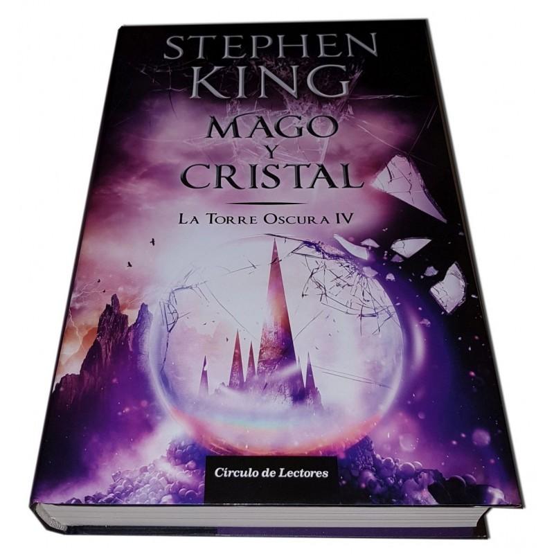 La Torre Oscura 4 - Mago y cristal