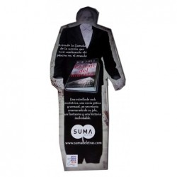 El traje del muerto - Señalador