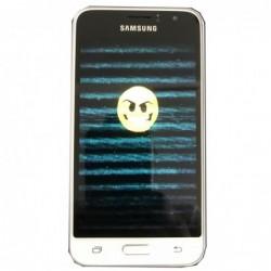 Mr. Mercedes Samsung Express 3 celular kit promocional