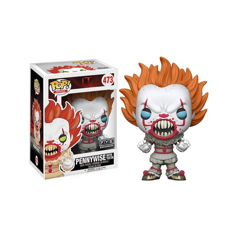 Funko Pop Pennywise (IT) Ed. limitada exclusivos FYE