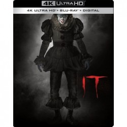 IT (2017) - 4K - Blu-ray Steelbook