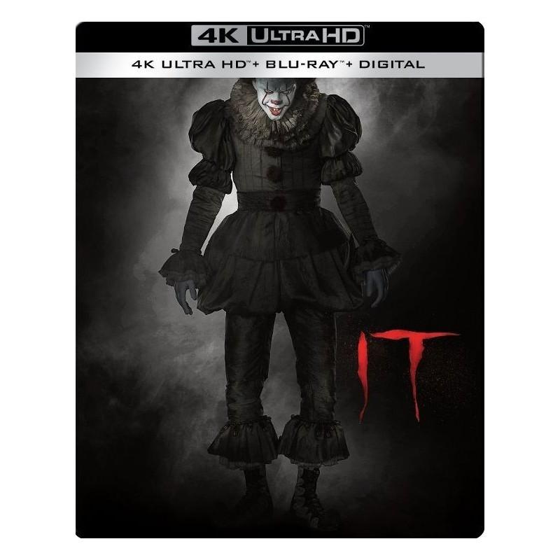 IT (2017) - 4K - Blu-ray Steelbook