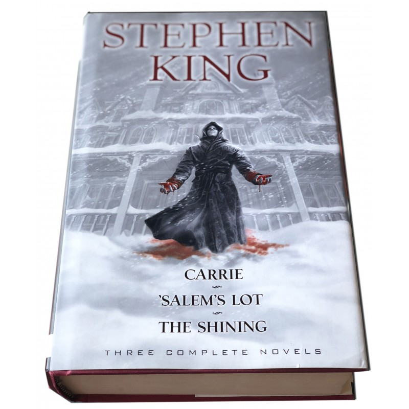 Carrie - Salem's lot - The shining. Three novels