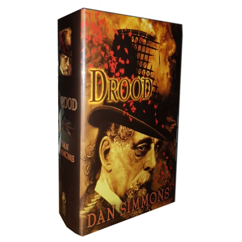 Drood - Dan Simmons - Edición limitada