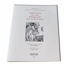 The Eyes of the Dragon - kit de prensa
