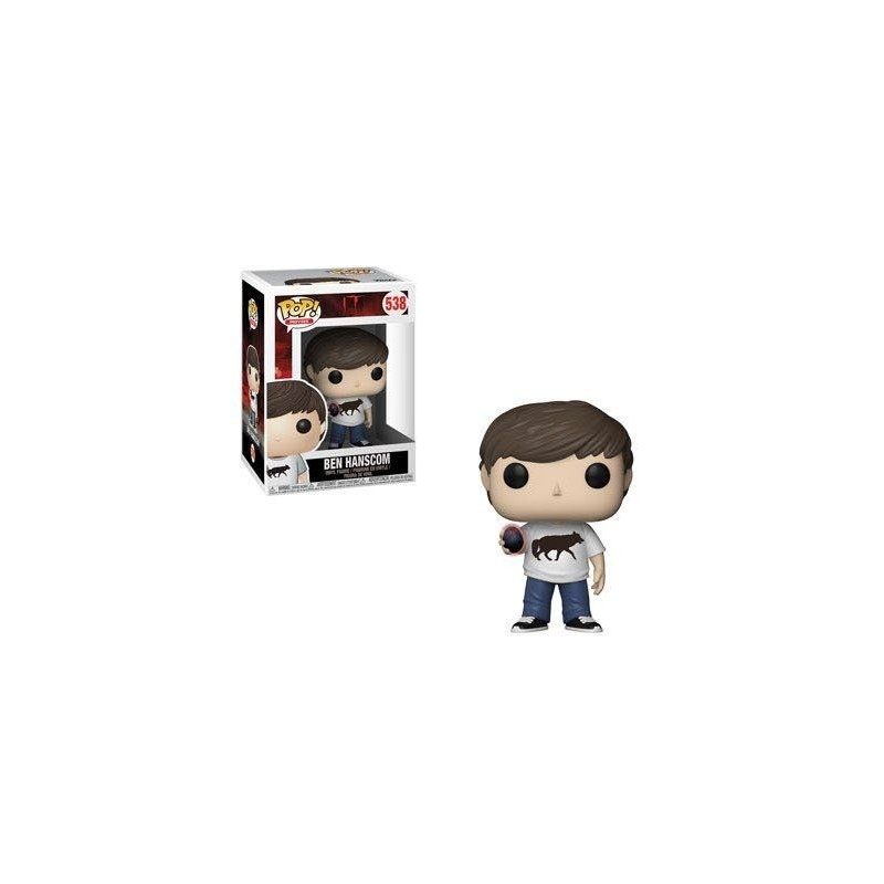 Funko Pop - IT - Ben Hanscom