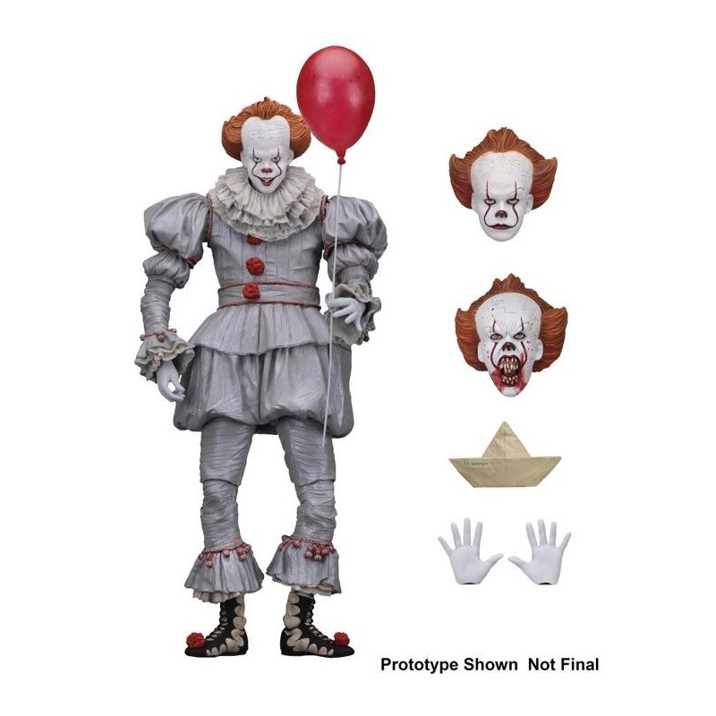 Pennywise - IT - 2017 - Neca Action Figure