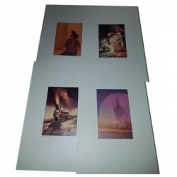 Set ilustraciones The Dark Tower