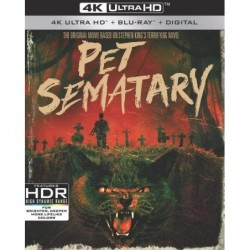 Pet Sematary - Blu-ray